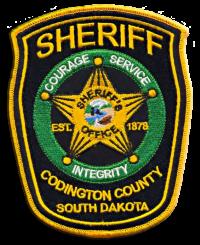 Sheriff's Sale – Codington County Sheriff's Office
